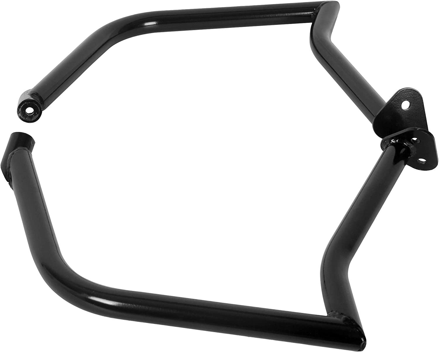 KUAFU Engine Guard Highway Crash Bar Compatible With 2010-2017 Victory Cross Country Tour Cross Roads Magnum Black