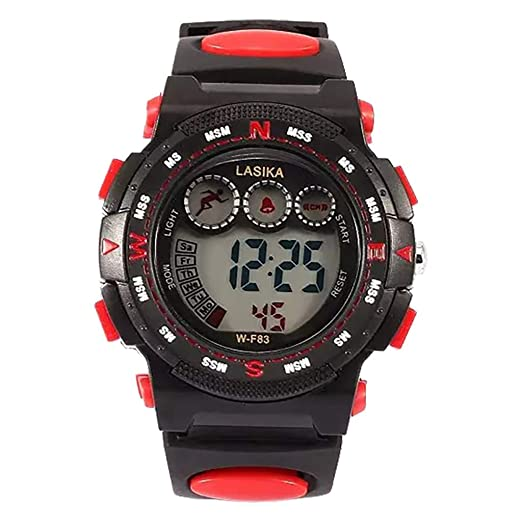 Kanpola Decoración Infantil Relojes,Multi Function Alarm Clock Student Waterproof Sports Fashion Electronic Watch: Amazon.es: Relojes