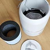 Moosoo Air Purifier With True Hepa Filter 4 Stage