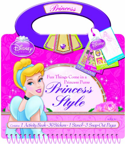 Disney Princess Purse Handbag - 8