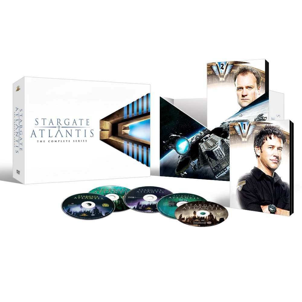 Stargate Atlantis: The Complete Series Collection by 20TH Century Fox