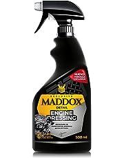Maddox Detail Engine Dressing - Abrillantador de recubrimientos, plásticos y Gomas del Motor. (500ml)