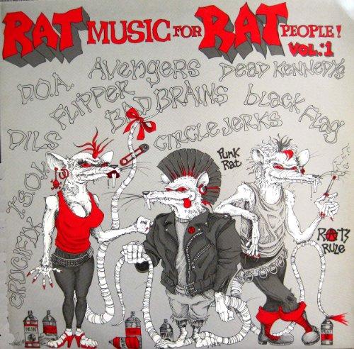 Rat Music for Rat People! Volume - Rat Ts