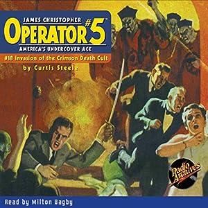 Operator #5 #18, September 1935 Audiobook