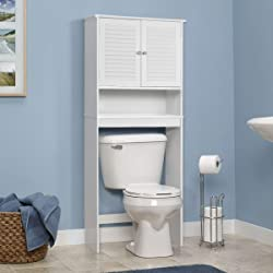 Giantex Bathroom Over The Toilet Space Saver Storage