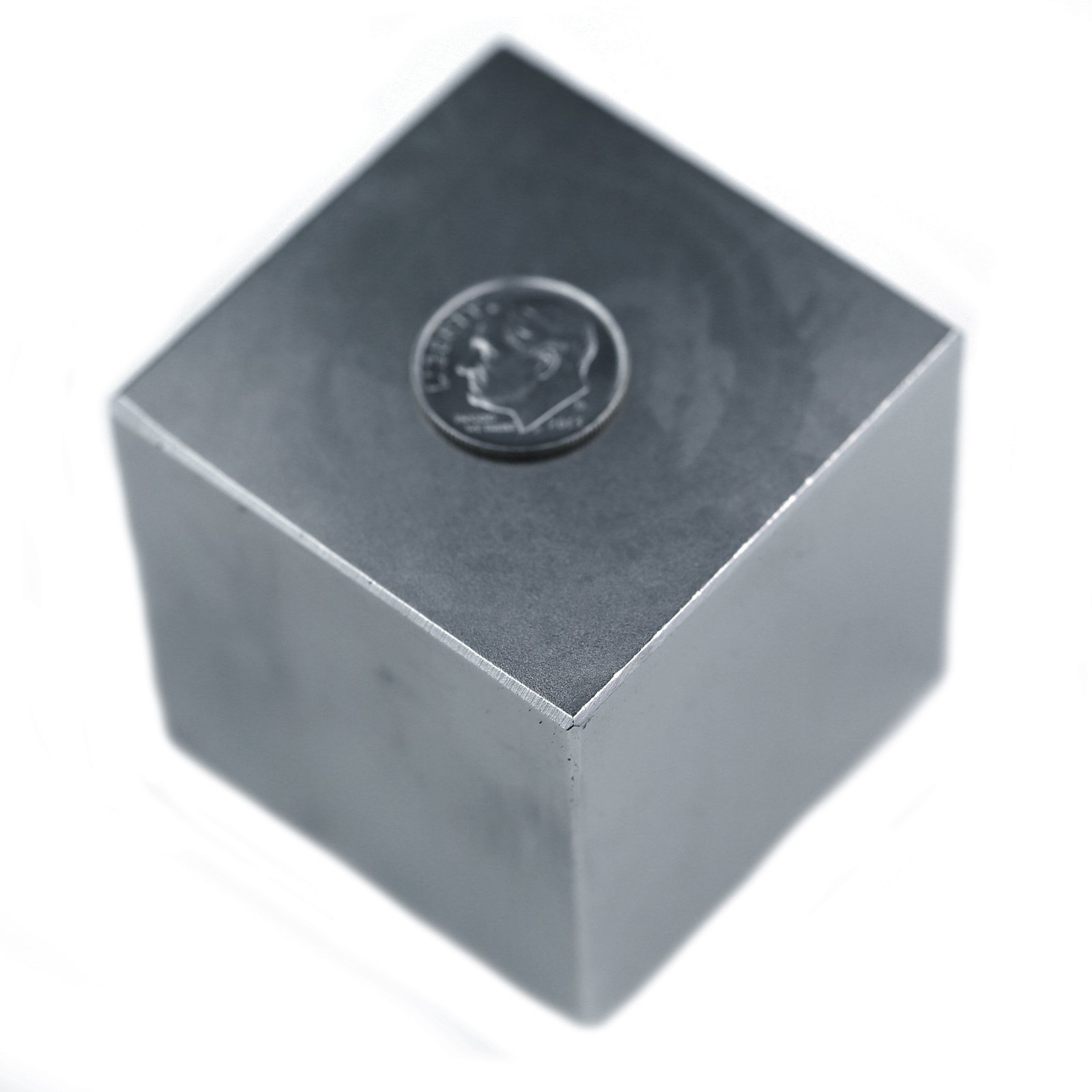 Applied Magnets 2 Inch Neodymium Magnet Cube N52
