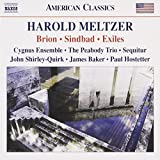 Meltzer: Exiles (Exiles/ Sindbad/ Two Songs From Silas Marner) by Cygnus Ensemble (2010-10-26)