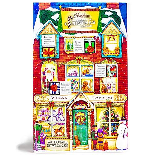chocolate advent calendar - 4