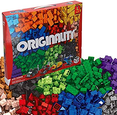 Ausini - Juego de construcción Originality, 700 Piezas (ColorBaby 44651)