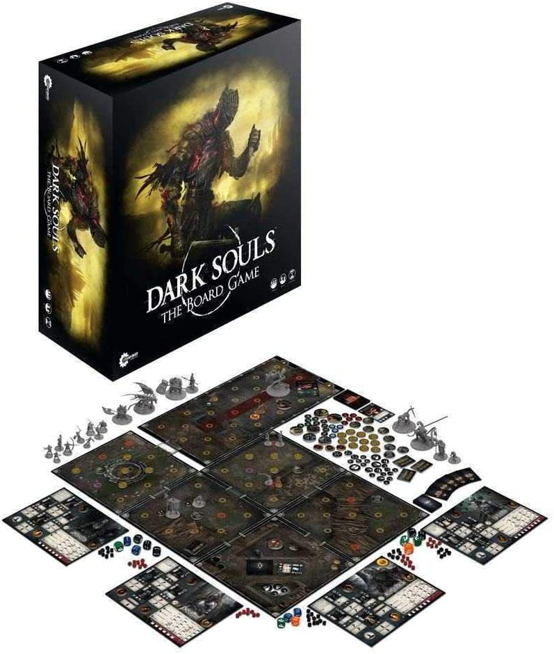 Dark Souls The Board Game [Español]: Amazon.es: Juguetes y juegos