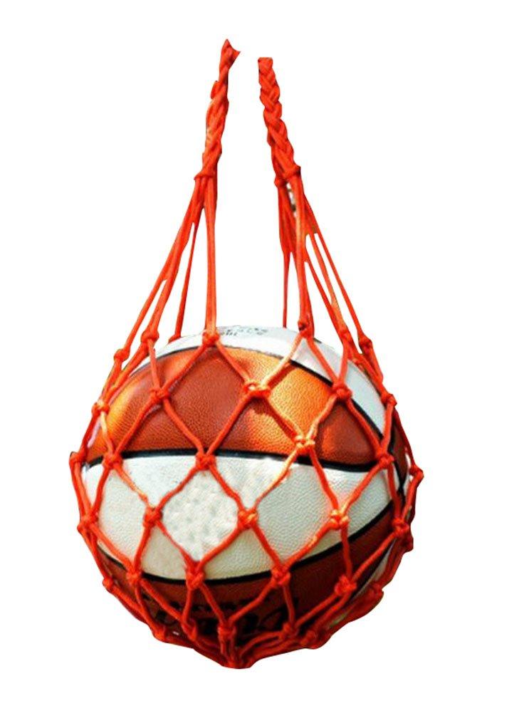 Sport Equipment Bag Durable Mesh/Net Storage Bag for Basketball/Soccer/Volleyball