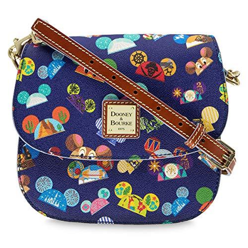- Disney Dooney And Bourke Walt Disney World Attractions Ear Hat Crossbody Bag