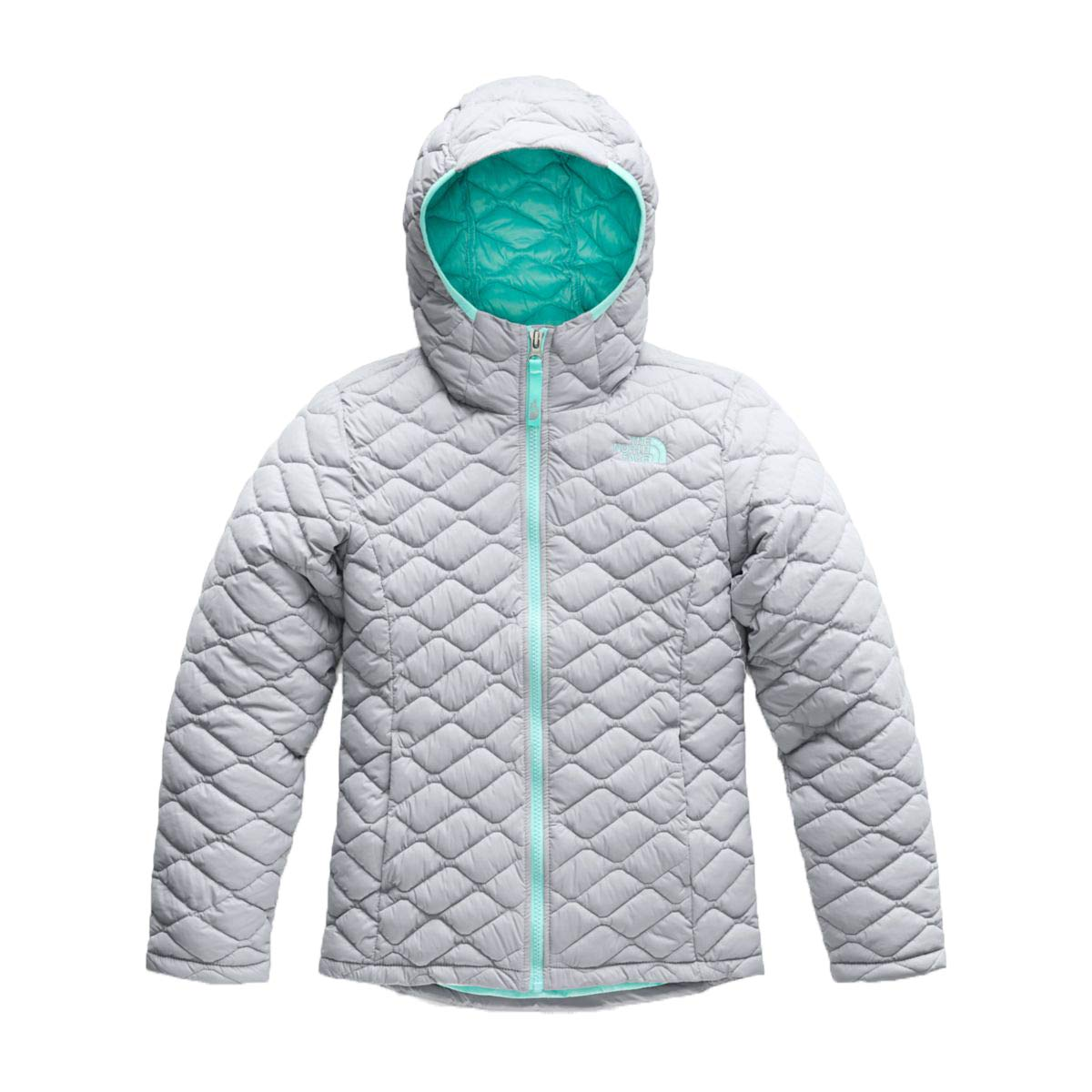 d537e38de The North Face Kids Girl's Thermoball Hoodie (Little Kids/Big Kids)