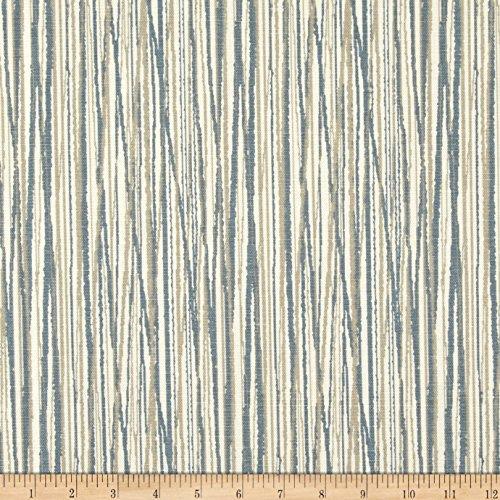 Magnolia Home Fashions Edisto Fabric, Lagoon