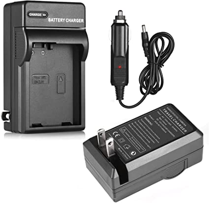 Camera Battery Charger MH-24 for Nikon D3100 D3200 D3300 D5100 D5200 D5300