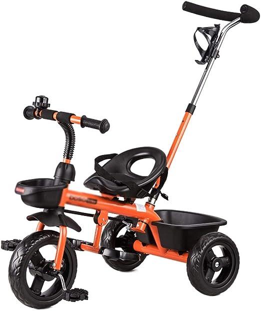 ZMDZA Triciclo for niños, niños pequeños los niños Triciclo Trike ...