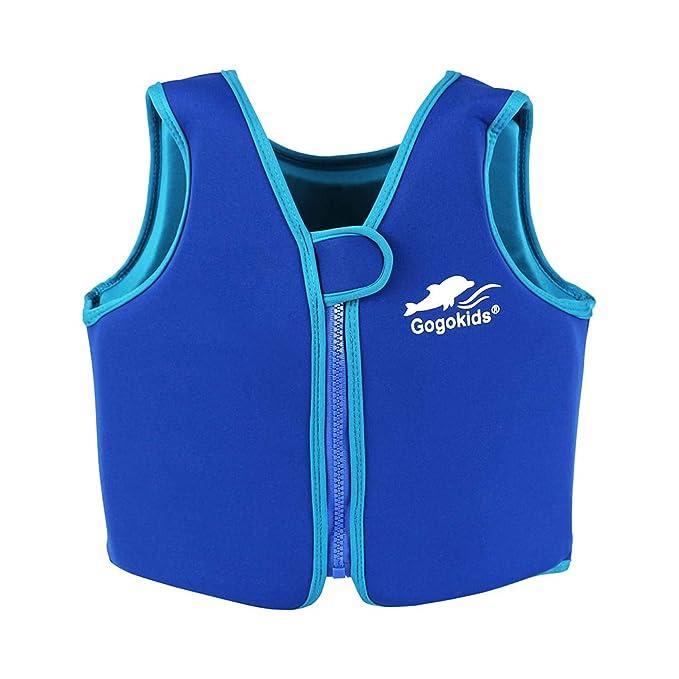 Sundwsports Chaleco/Chaqueta de natación Chaleco Flotador para niños Chaleco Salvavidas: Amazon.es: Ropa y accesorios