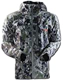Sitka Gear Men's Downpour Rain Jacket, Optifade Forest, XX-Large