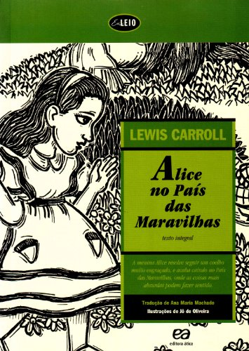 Alice no País das Maravilhas - Coleção Eu Leio