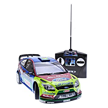 Silverlit 86063 Remote Controlled Vehicle Miniature Ford Focus Wrc