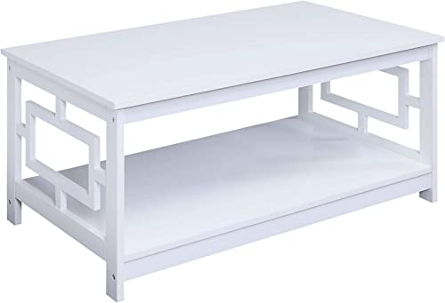Convenience Concepts Town Square Coffee Table