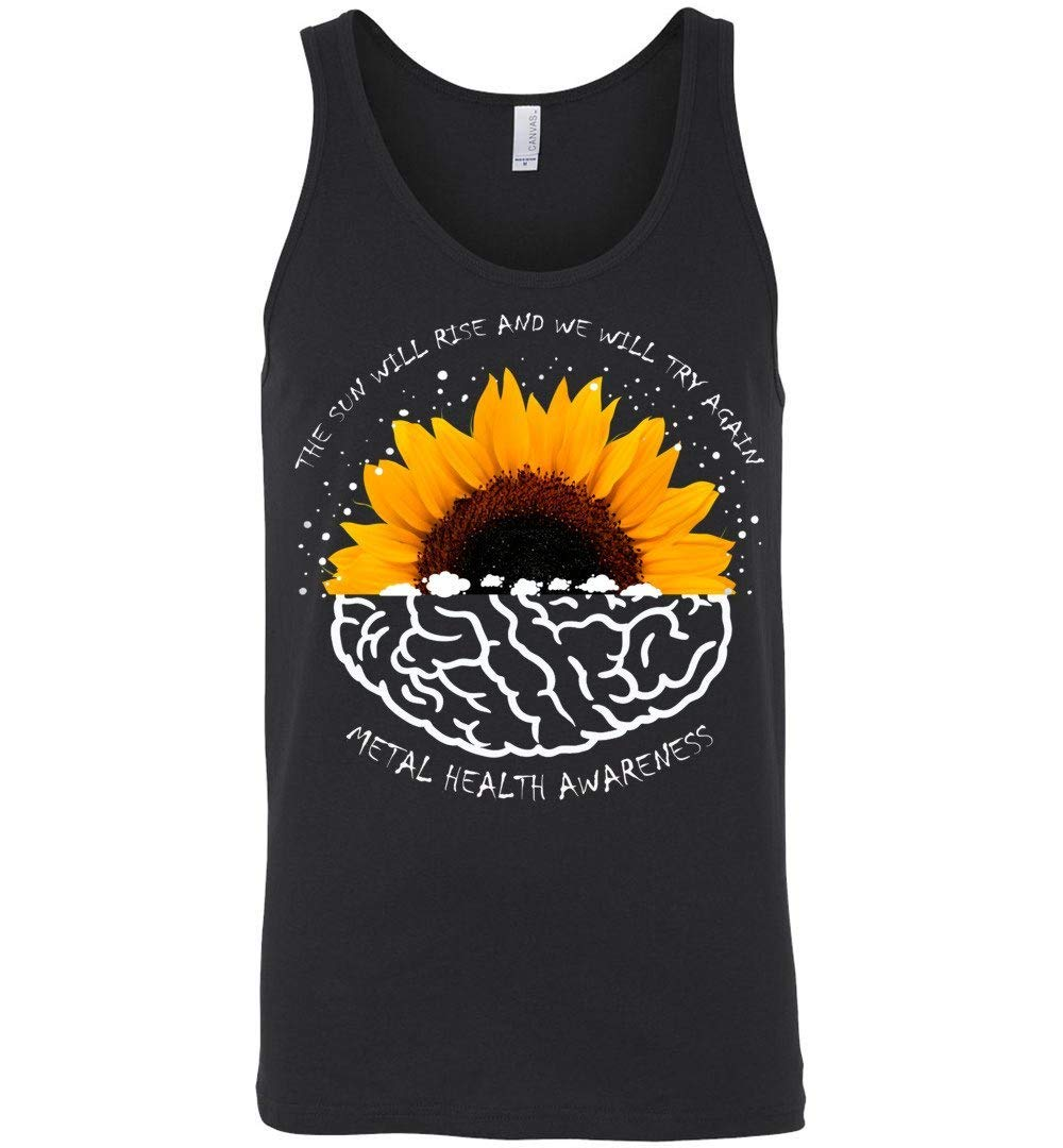 The Sun Will Rise And We Will Try Again Tank Idea Shirts