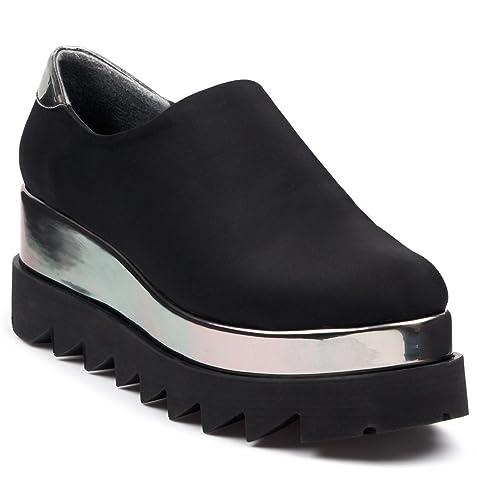 el más nuevo be9fa a1d75 BOBERCK Colección Roxie Zapato Plataforma para Mujer