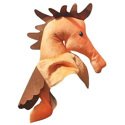 Petitebella Orange Seahorse Hat (Orange, One Size): Clothing [5Bkhe0706058]