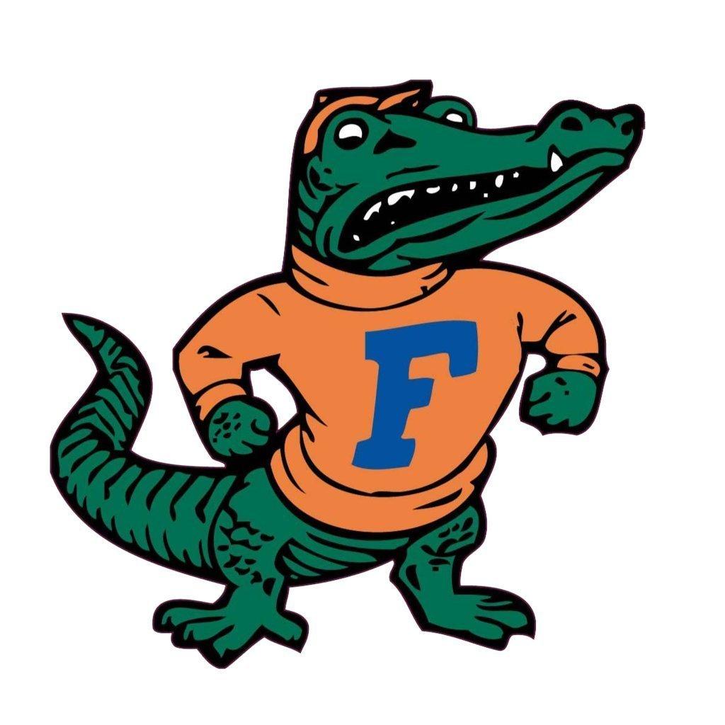 【大特価!!】 Florida Gators 4 Large Albert 3 Decal Florida 8