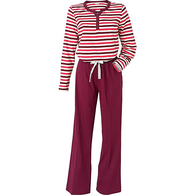Pijama camiseta de fútbol para hombre para mujer de camafeos de diseño a rayas