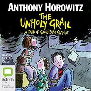 The Unholy Grail Audiobook