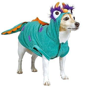 Disfraz monstruo para perro - S: Amazon.es: Juguetes y juegos