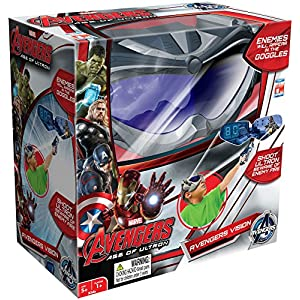Fotorama Marvel Avengers Age of Ultron - Avengers Vision Goggles Game (Virtual Reality for Kids)