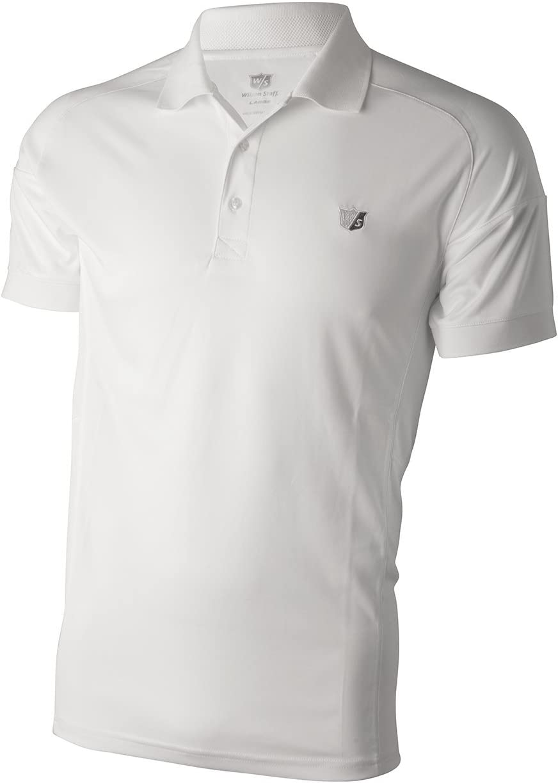 Wilson Staff Mens Performance Polo Camiseta de tamaño XXL, Color ...