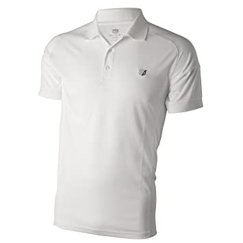 Wilson Staff Mens Performance Polo Camiseta de Talla L Color ...