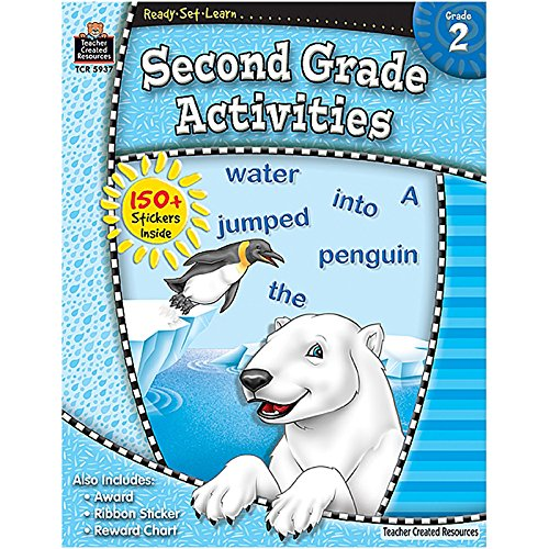 RSL Second Grade Activities Gr product image