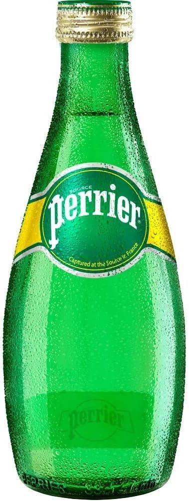 Água Mineral Perrier com Gás 330 ml Vidro por Perrier
