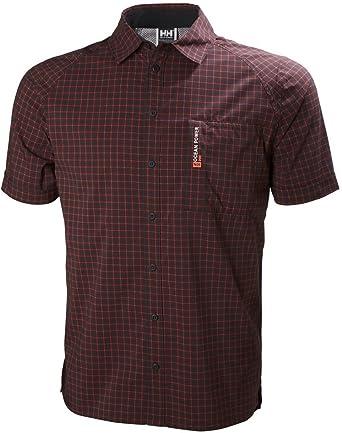 Helly Hansen HP Qd Short Sleeve Camisa, Hombre