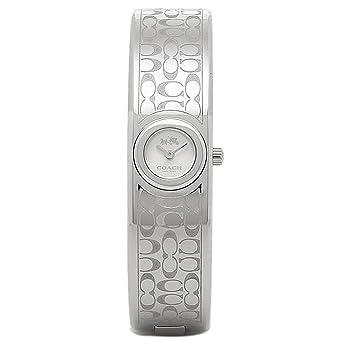 ac298c99af70 Amazon   [コーチ] 腕時計 レディース COACH 14502608 シルバー [並行 ...
