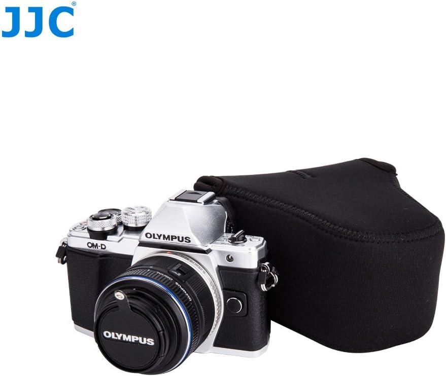 JJC Funda de Neopreno Ultra Ligera para Cámara Fujifilm X-T10/X-M1 ...