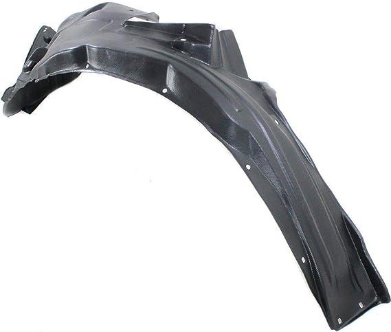 Front For Elantra 11-13 Plastic Driver Side Bumper Bracket