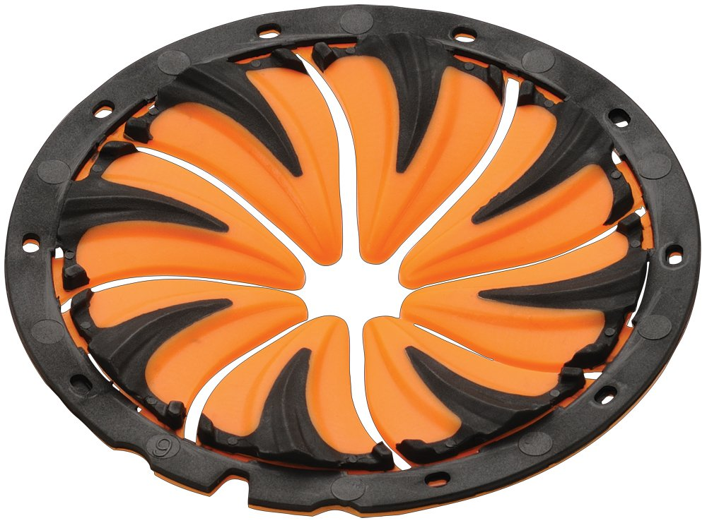 Dye Precision Rotor Loader Quick Feed - Black/Orange by Dye
