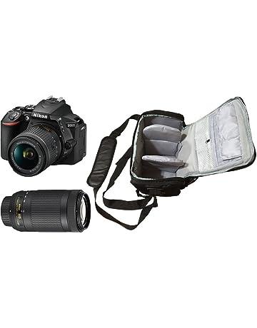 D5600 + AF-P 18-55mm VR + AF-P 70-300mm f/4.5-6.3G VR + KamKorda Pro Camera Bag