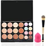 RUIMIO Contour Kit Contour Palette Contour and Highlighting Powder Contour Kit -20 Colors