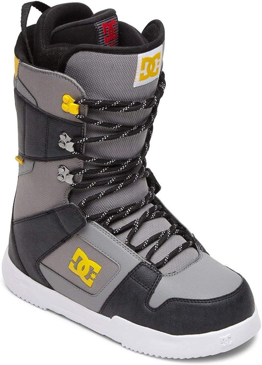 DC Shoes Phase - Botas de Snowboard con Cordones para Hombre ADYO200044