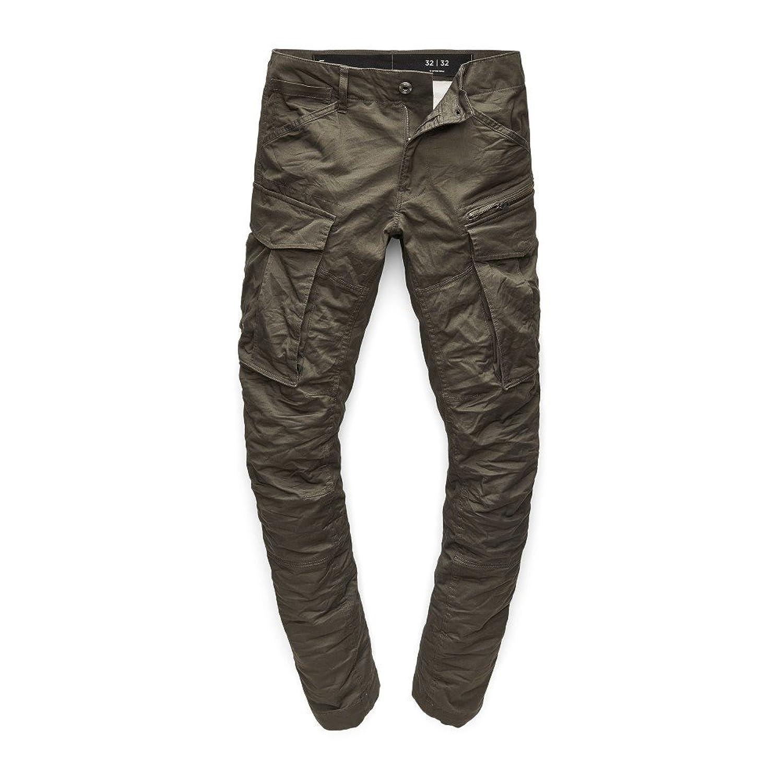 (ジースター ロゥ) G-Star メンズ ボトムスパンツ カーゴパンツ Rovic Zip 3d Tapered Pants [並行輸入品] B07FCCK22R 32 Regular