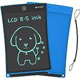 "NEWYES 8,5"" Tableta de Escritura LCD   Tableta gráfica   Tablet para niños   Ideal como Pizarra Digital para Aprender a…"