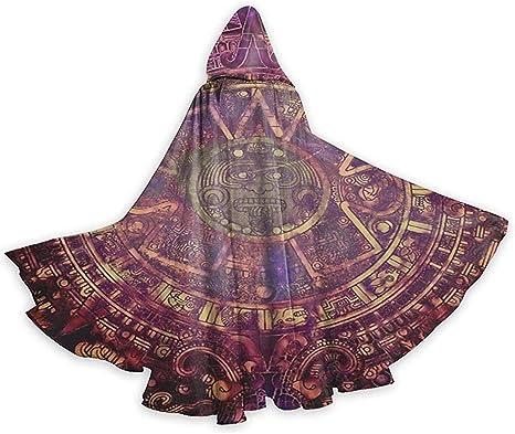 Sobre-mesa Adulto Capa Mandala Azteca Nativo Americano Calendario ...