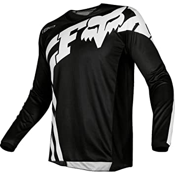 2eb7c6b9bd1 Amazon.com: Fox Racing 2019 Youth 180 COTA Jersey-Black-YXL: Fox Racing:  Clothing