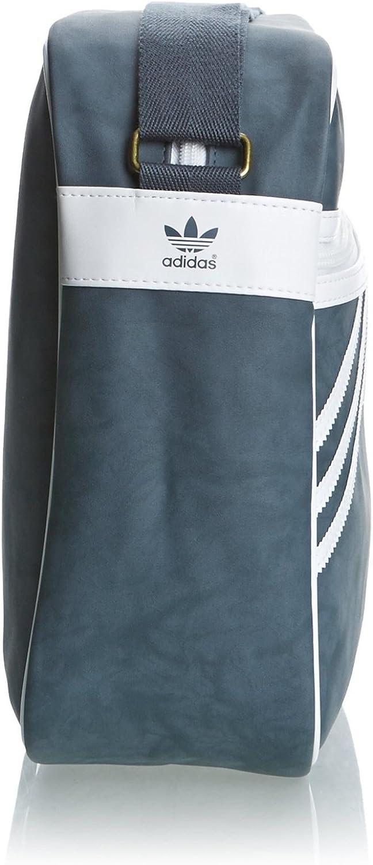 adidas Suede Airliner Homme Shoulder Bag Gris
